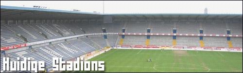 Link naar de lijst met de huidige stadions.
