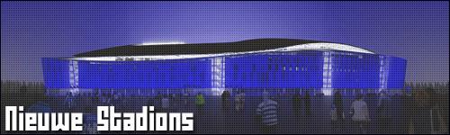 Link naar de lijst met de nieuwe stadions.
